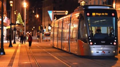 Las últimas salidas de autobuses en Nochebuena y Nochevieja serán a las 21.00 horas