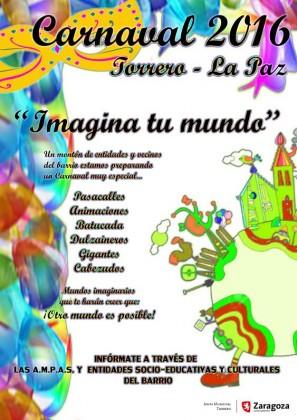 Carnaval 2016 Torrero-La Paz