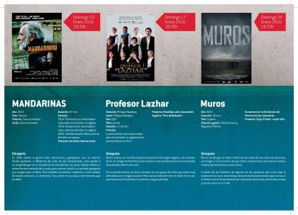 El Ciclo de Cine Solidario continúa con 'Profesor Lazhar', sobre un maestro argelino en Montreal