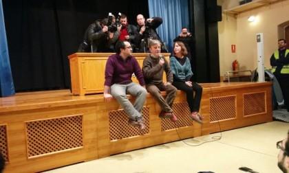 El alcalde pide a los trabajadores de Auzsa que reflexionen sobre si es bueno mantener la huelga