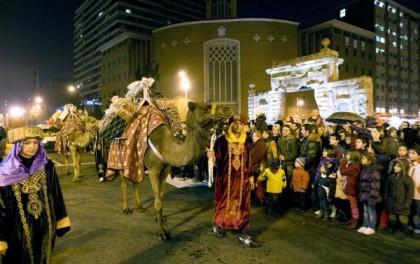 La Cabalgata de Reyes recorrerá el centro de la ciudad este martes desde las 18:00 horas