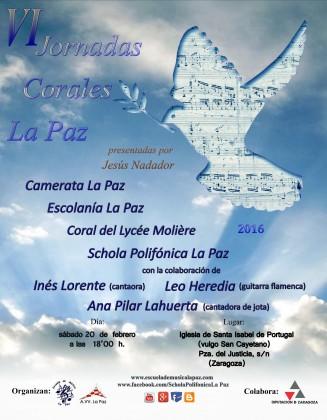 San Cayetano será escenario este sábado de las VI Jornadas Corales de La Paz