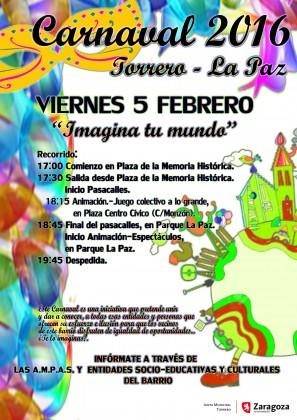Carnaval Torrero 2016