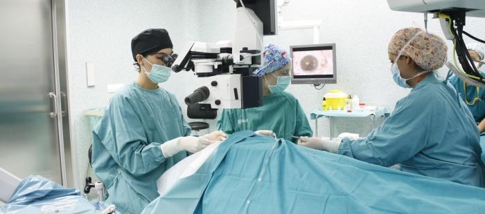 cirugía en hospital de zaragoza