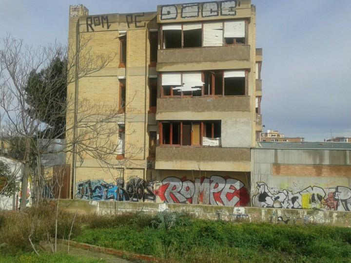 el viejo edificio del colegio lestonnac