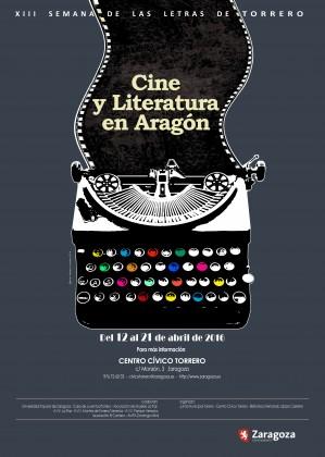 SemanaLetrasTorrero_CineLiteratura_cartel