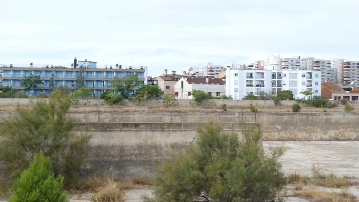 terrenos de los viejos depósitos de agua