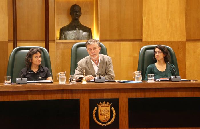 Presidencia del Pleno del Ayuntamiento de Zaragoza