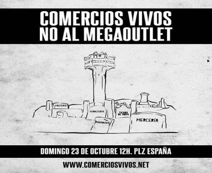 No al megaoutlet: la FABZ llama a la participación vecinal en la manifestación contra Torre Village este domingo