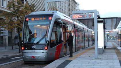 Los vecinos votarán entre el 12 y el 19 de diciembre el trazado de la línea 2 del tranvía