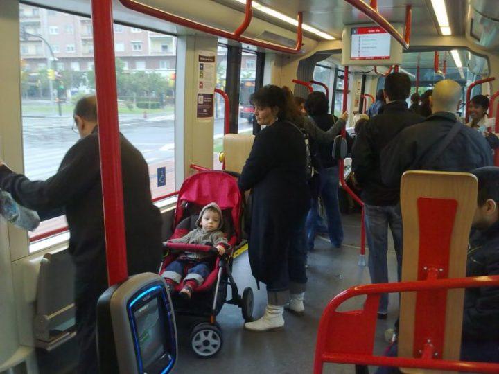 Los zaragozanos ya pueden opinar para decidir el trazado de la línea 2 del tranvía