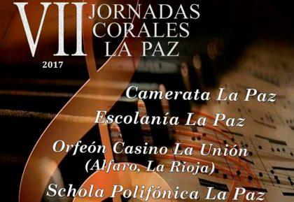 VII Jornadas Corales La Paz