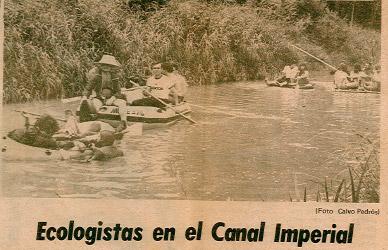 recorte Bajada del Canal 1982