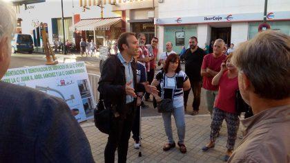 Comienza de forma oficial la reforma de la calle Oviedo