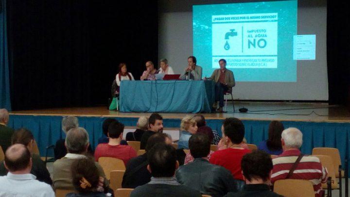 Acciones contra el Impuesto sobre la Contaminación de las Aguas (ICA)