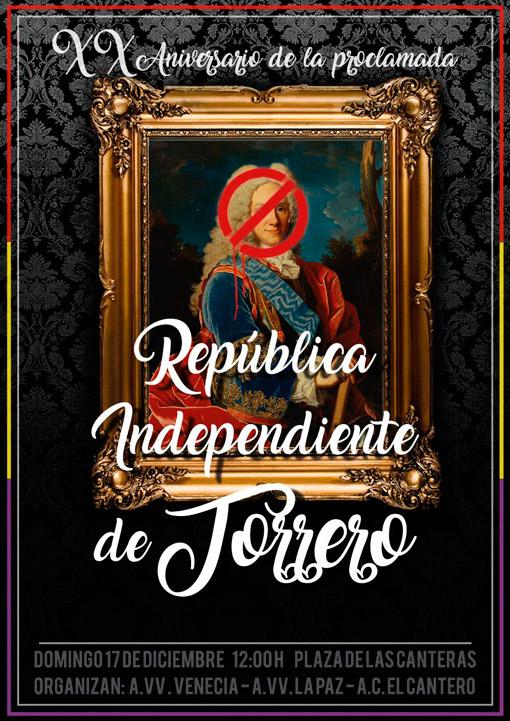 XX Aniversario de la República Independiente de Torrero