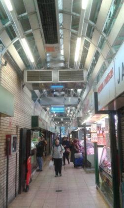 Reforma Mercado Central Zaragoza