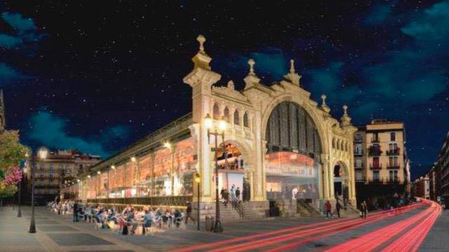 Reforma del Mercado Central de Zaragoza