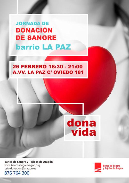 Donación de Sangre La Paz