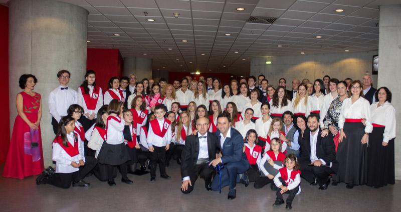 Gala 25 aniversario de la Escuela de Música de La Paz