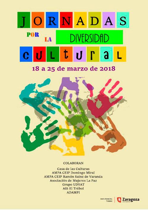 Jornada Diversidad Cultural Torrero 2018