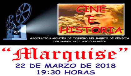 Cine e Historia: Marquise