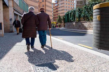Inauguración calle Oviedo Zaragoza