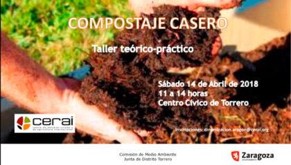 Taller teórico práctico de compostaje casero