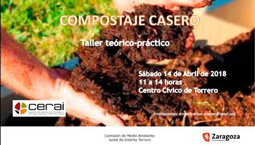 Taller de Compostaje Casero en Torrero