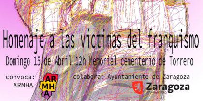 Estremecidas: Homenaje a las víctimas del franquismo