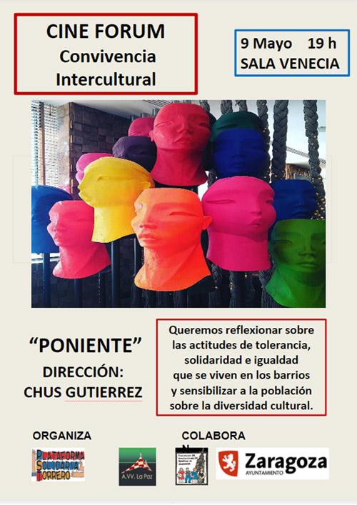 Cine Forum La Paz Poniente