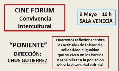 Cine Forum: Poniente de Chus Gutiérrez