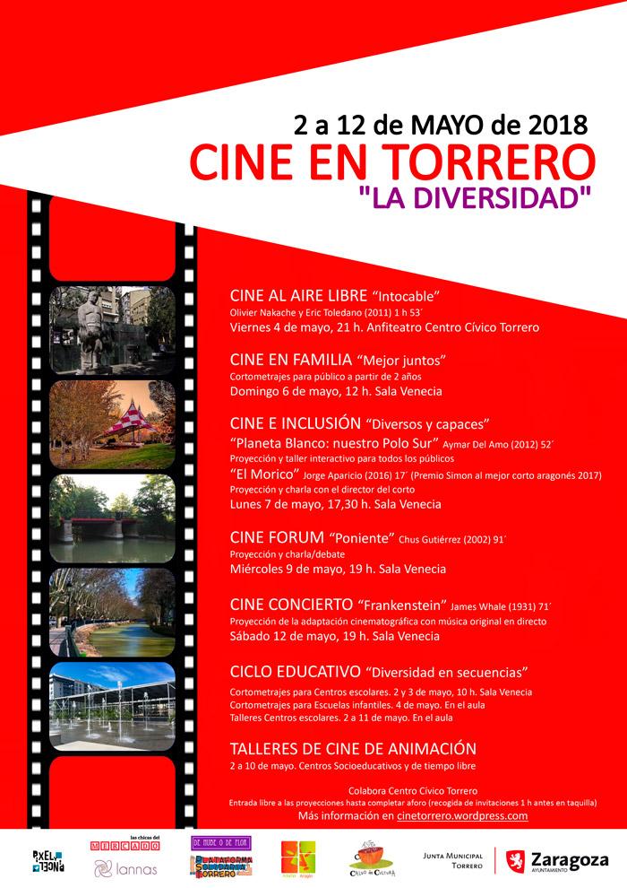 Cine en Torrero 2018