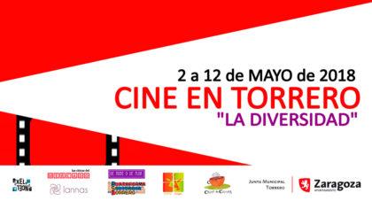 El cine vuelve a Torrero del 2 al 12 de mayo