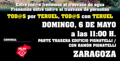 Aragón se muere por el sur: ¡Salvemos Teruel!