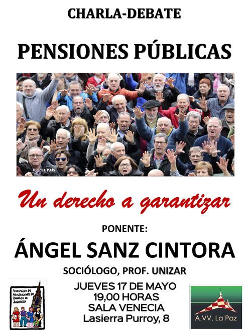 charla debate pensiones Torrero