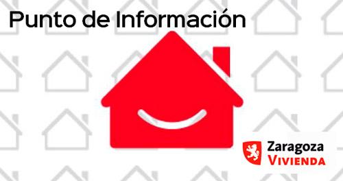 Zaragoza Vivienda, punto informativo