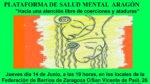 Jornadas de la Plataforma de Salud Mental Aragón