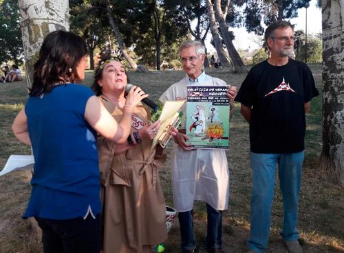 Hoguera del Solsticio La Paz 2018