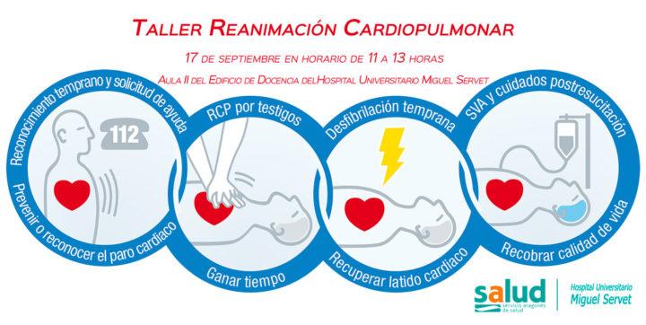 Taller Reanimación Cardiopulmonar
