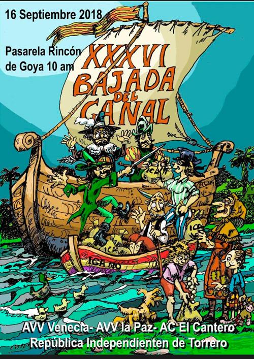 XXXIV Bajada del Canal