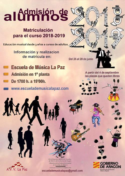 Actividades Curso 2018-2019