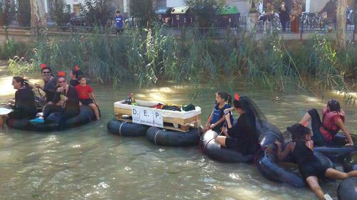 XXXVI Bajada del Canal Torrero-La Paz 2018