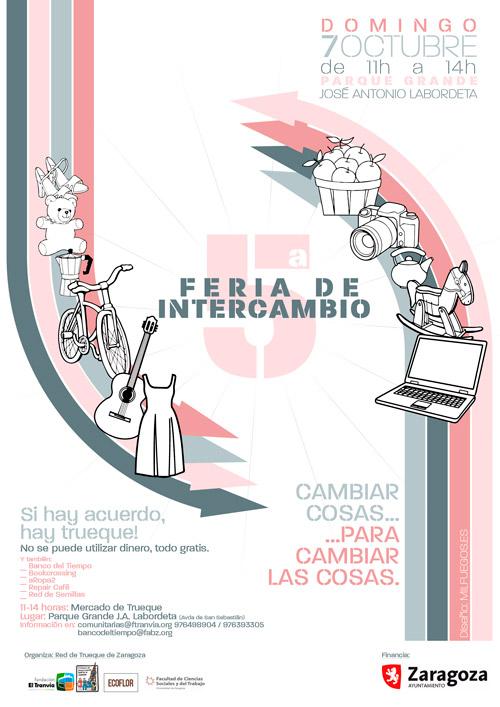 Feria del Intercambio Zaragoza 2018