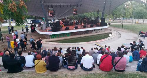 XIV Festival Celta Torrero-La Paz 2018