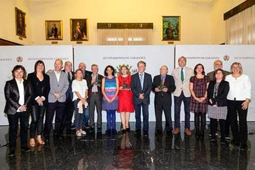 Ricardo Álvarez recibe el reconocimiento como Ciudadano Ejemplar