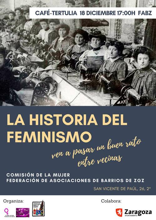 La Historia del Feminismo