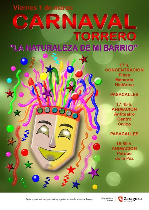 Carnaval en Torrero-LaPaz 17-02-2019