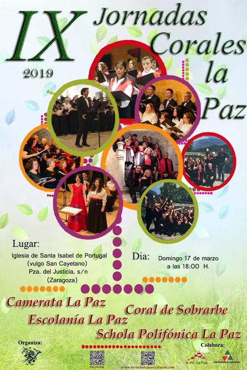 IX Jornadas Corales La Paz 17-02-2019