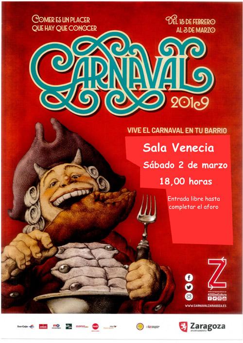 Carnaval Infantil La Paz 2019